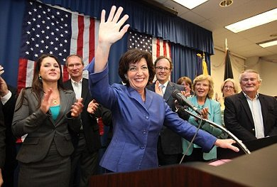 Hochul in victory