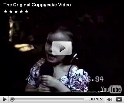 Cuppy Cake Song Images : Cuppy Cake Song with Lyrics