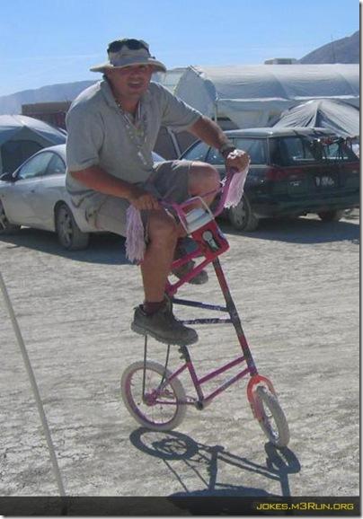 Funny Biker #2