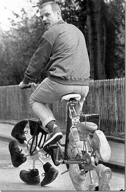 Funny Biker #9