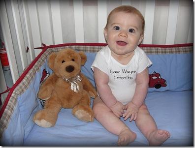 Isaac 6 months