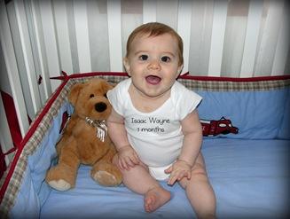 Isaac 7 months