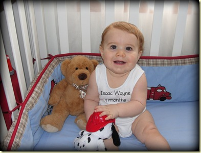 Isaac 9 Months