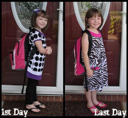 First & Last Day
