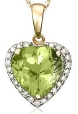Peridot Birthstone for August
