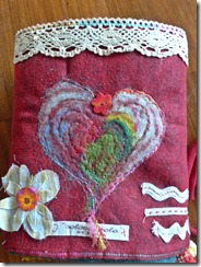 Heart-book pagina retro