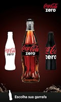 Screenshot of Coke Zero