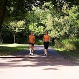 trainen voor de Haarlemmermeerloop.JPG