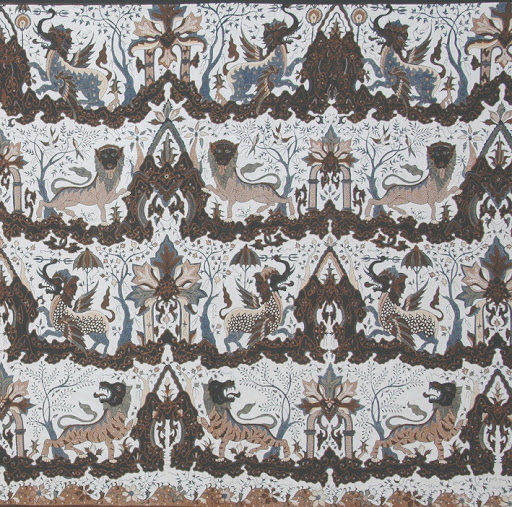 Indonesian Batik History Motif Batik Solo | New Style for 2016-2017
