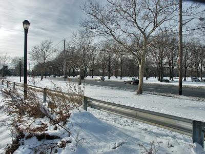 Marine Park, Brooklyn, NY - блог Букв.Нет