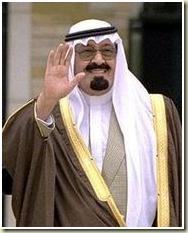 Saudi Monarch