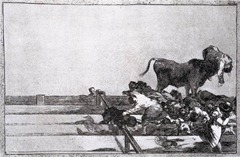Goya_Tauromachia2