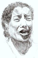 Fernanda Dibujo Jose Morente 001
