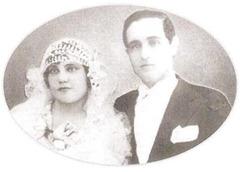 Corruco- Boda con Julia Durán Casablanca 1932 001