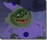 Thumbelina Toad