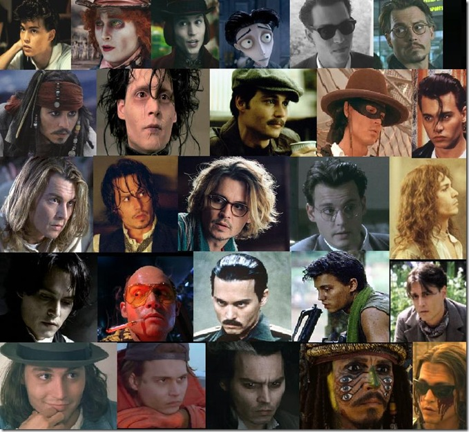binbir surat johnny depp