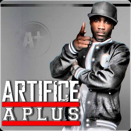 A) ARTifice.Aplus.Mixtape.Front