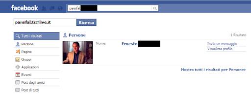 ricerca-facebook