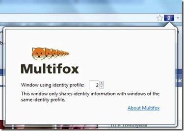 multifox accesso con più profili