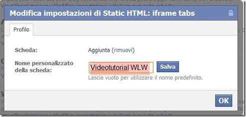 static HTML iframe tabs nome
