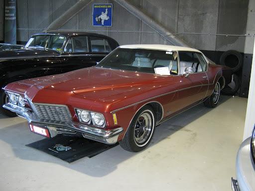 1972 Buick Riviera: