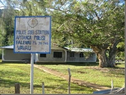 Falevai Police Station