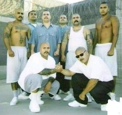 LATINO PRISON GANGS Tango Blast Tattoos