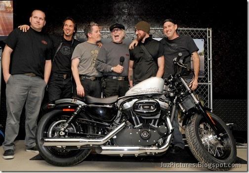 2010 Harley-Davidson Forty-Eight-17