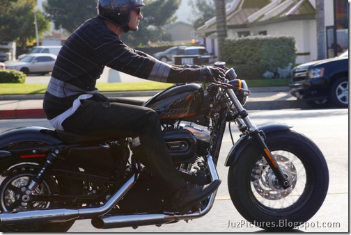 2010 Harley-Davidson Forty-Eight-12