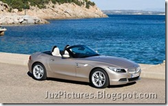 2009-bmw-roadster-z4-front-right