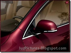 2009_Skoda_Superb-Side-Mirror
