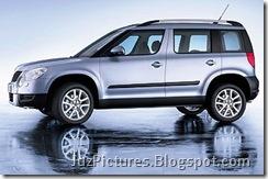 Skoda-Yeti-SUV-Side