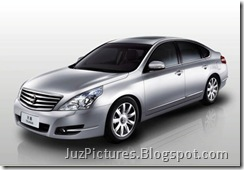 nissan-teana-silver-front-view