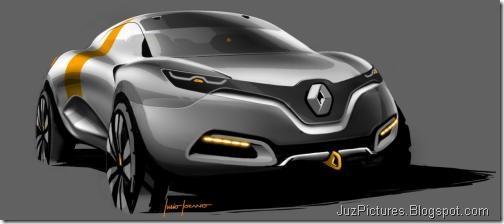 Renault Captur concept46