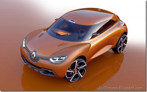 Renault Captur concept5