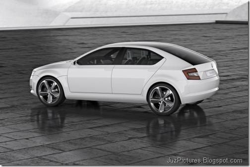 Skoda Design Concept6