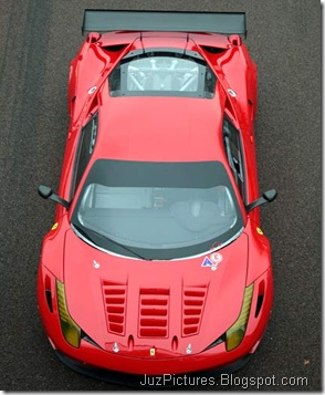 Risi Competizione Ferrari 458 GTC4