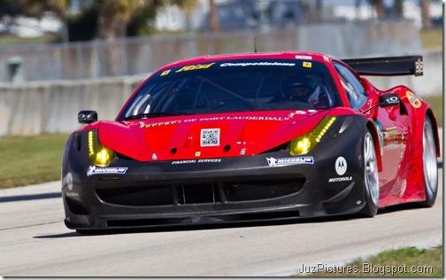 Risi Competizione Ferrari 458 GTC13