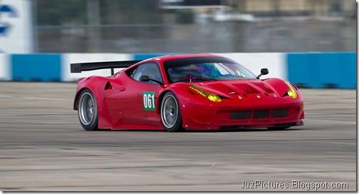 Risi Competizione Ferrari 458 GTC15