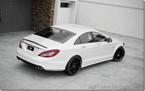 Wheelsandmore Mercedes CLS63 AMG