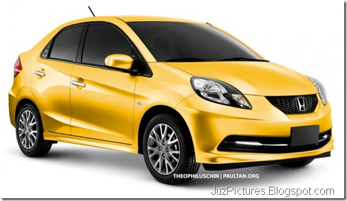 honda-brio-sedan-front-yellow