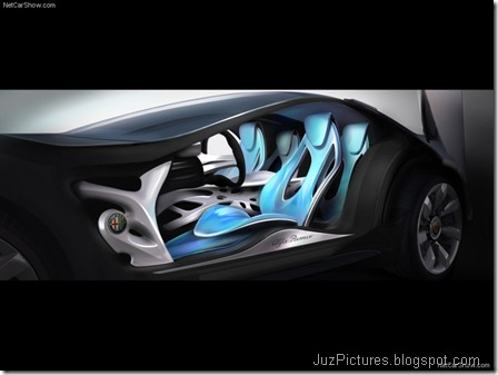 Alfa Romeo Pandion Concept6