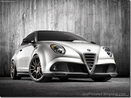 Alfa Romeo MiTo GTA Concept 1