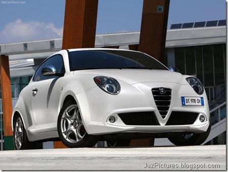 Alfa Romeo MiTo GTA Concept2