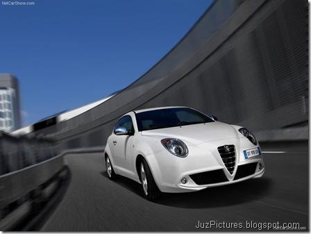 Alfa Romeo MiTo GTA Concept5