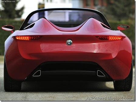 Alfa Romeo 2uettottanta Concept 8