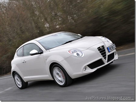 Alfa Romeo MiTo UK Version7