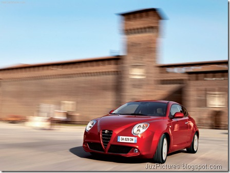 Alfa Romeo Mi.To3