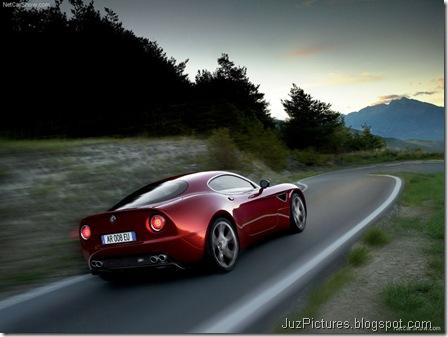 Alfa Romeo 8c Competizione7