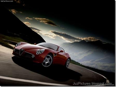 Alfa Romeo 8c Competizione1
